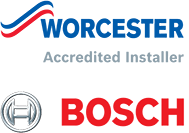 Worcester Bosch - C & J Plumbing & Heating Ltd